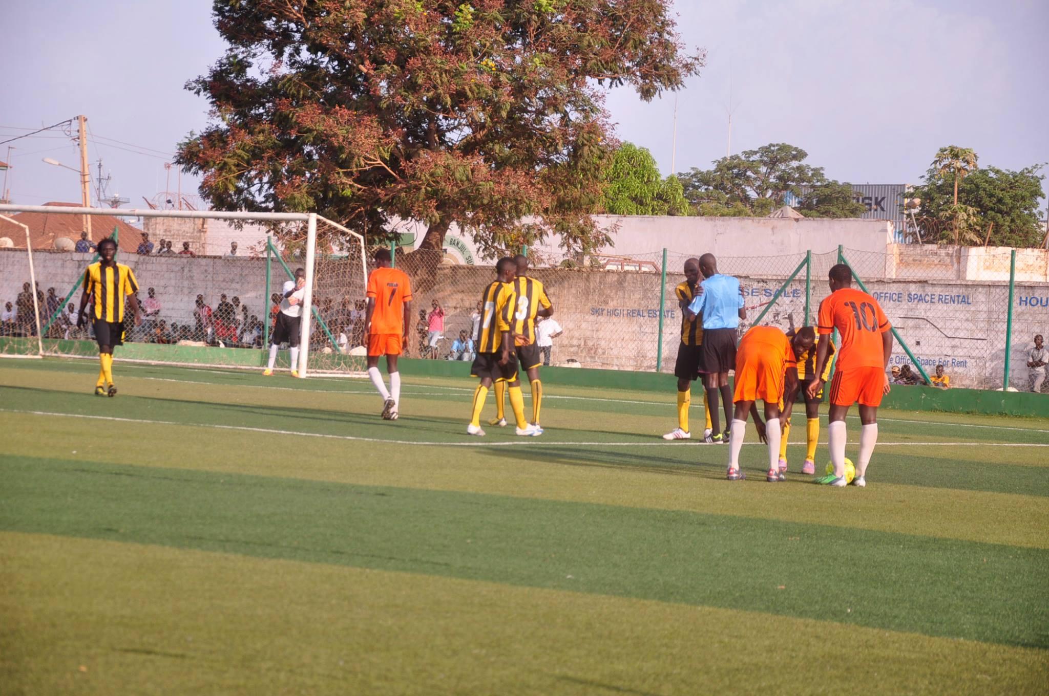 Steve Biko FC