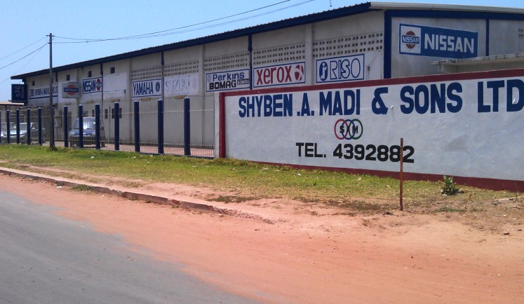 Shyben A. Madi and Sons