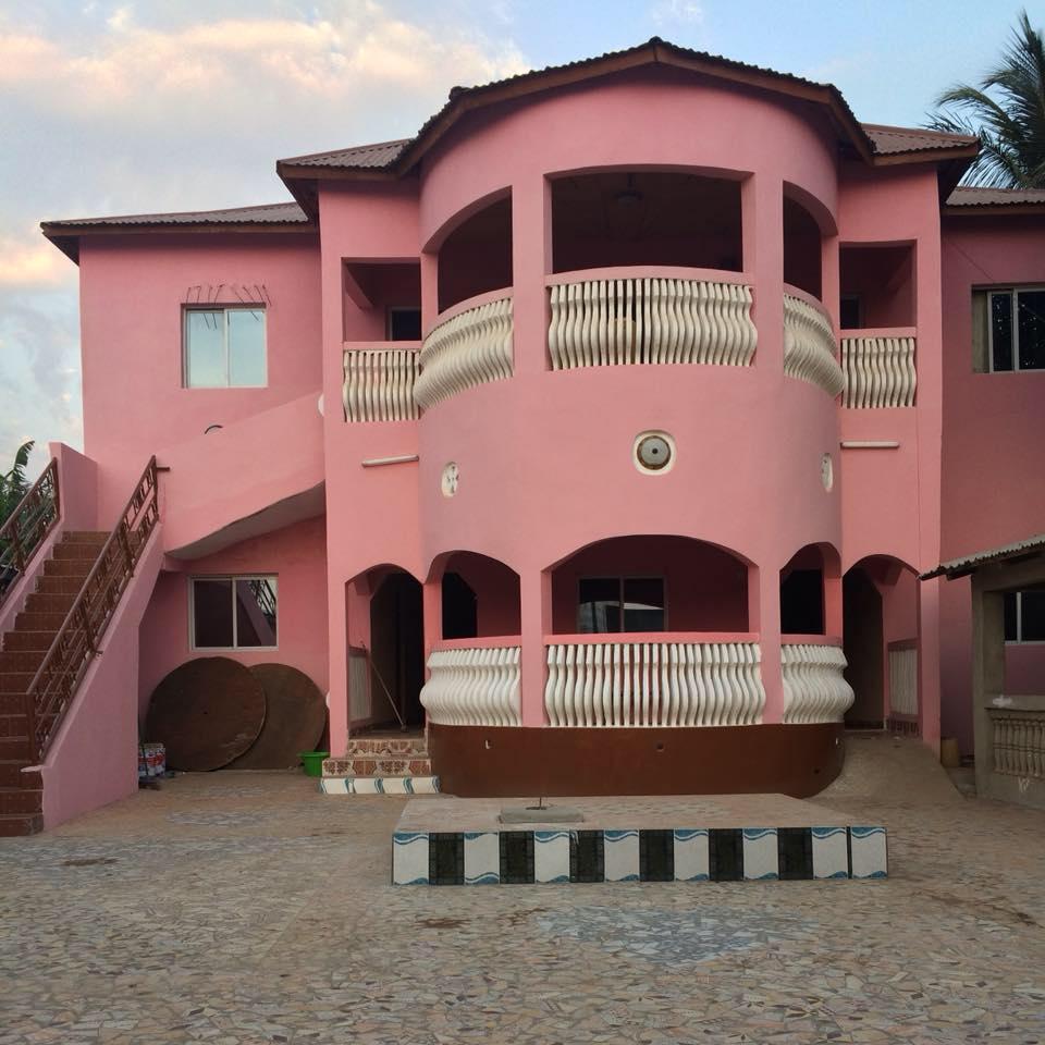 Mandela Lodge Barra