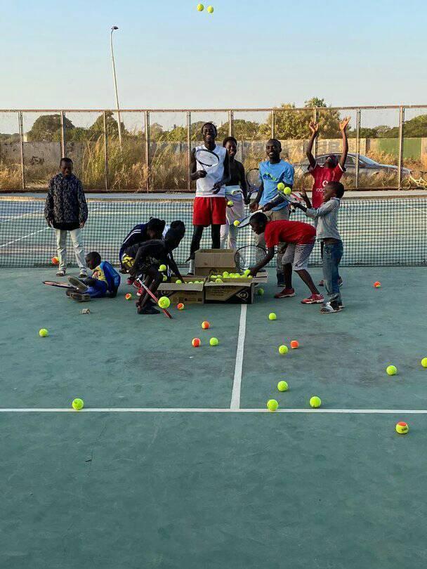Gambia Tennis Association