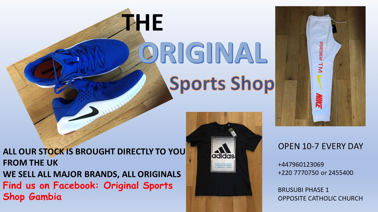 The Original Sports Shop
