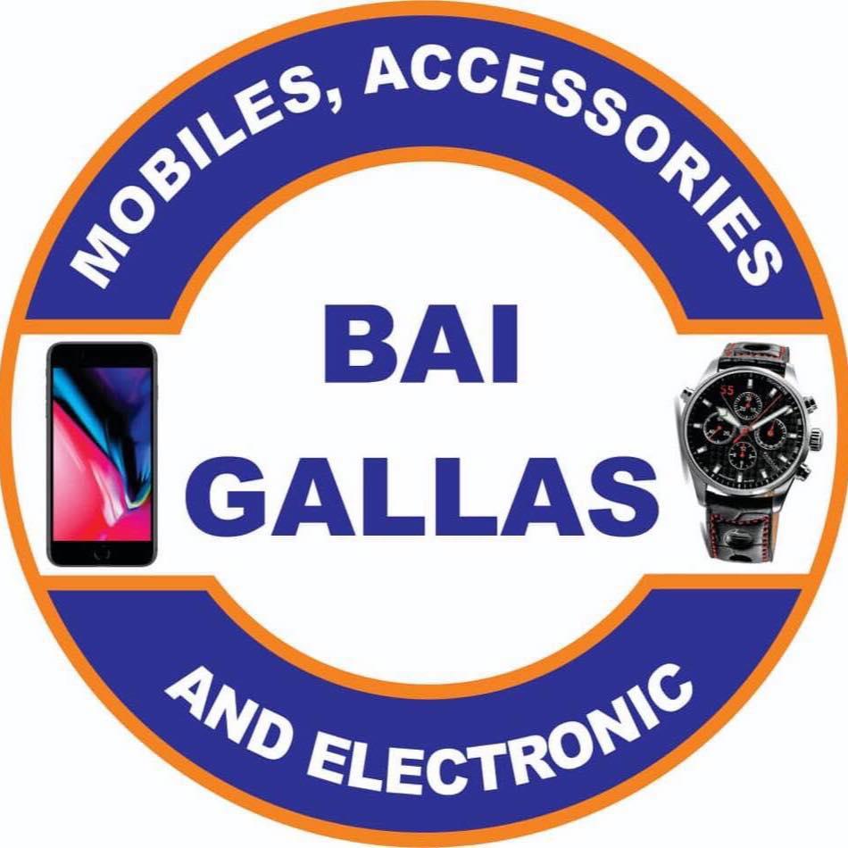 Bai Gallas Phones and Electronics
