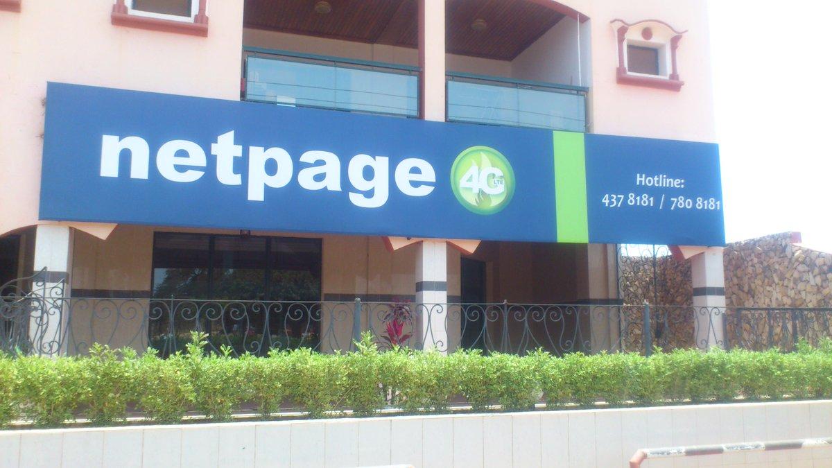 Netpage Internet Services