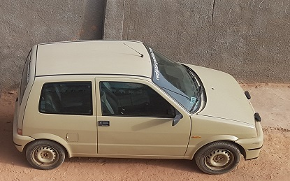 Rent A Car Gambia