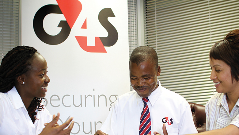 G4S Gambia