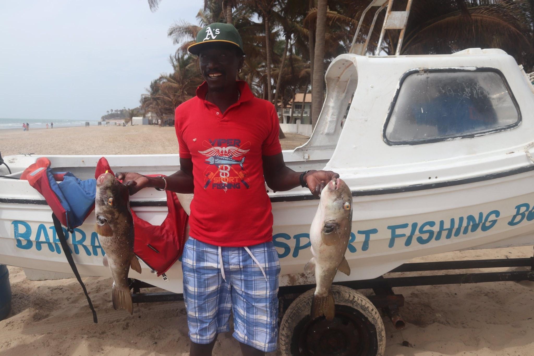 Viper Sport Fishing Gambia