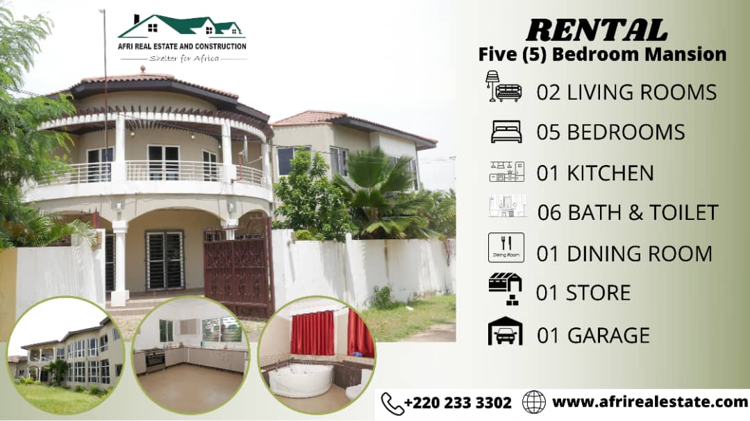 Afri Real Estate and Construction
