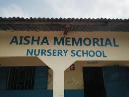 Aisha Memorial Nursery School