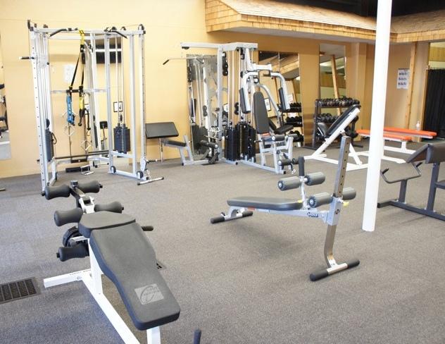 Amina Faal's Health and Fitness Center