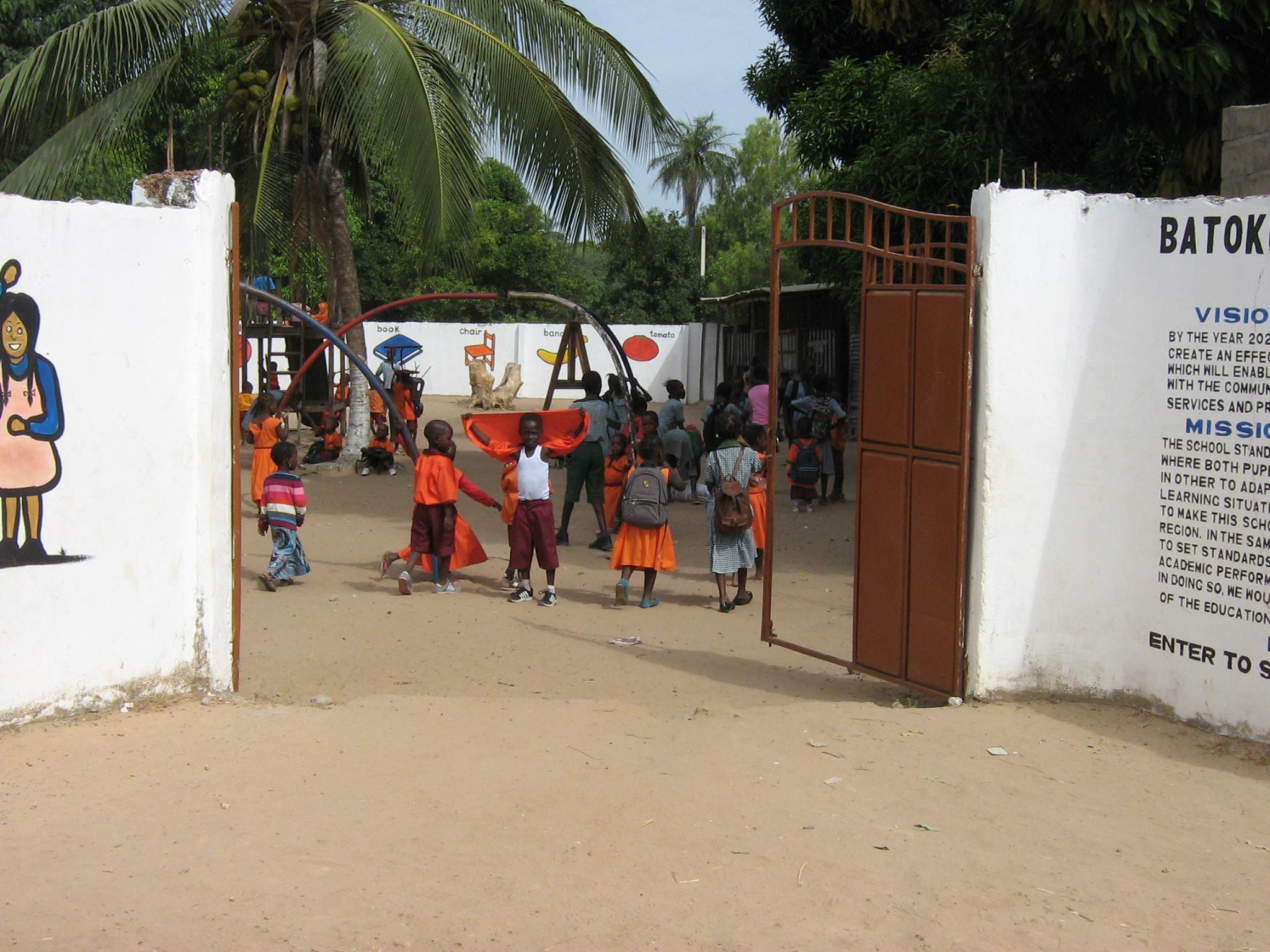 Batokunku Nursery and Primary School