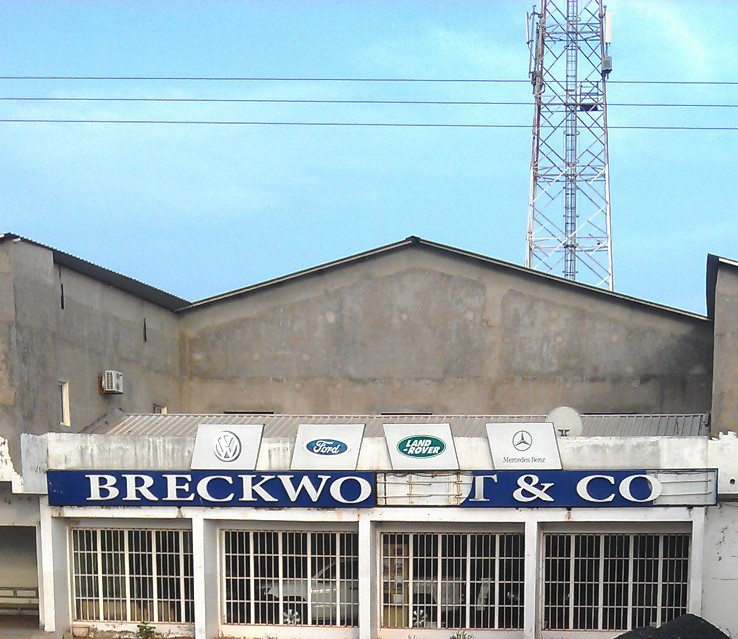 Breckwoldt and Co. Gambia Limited