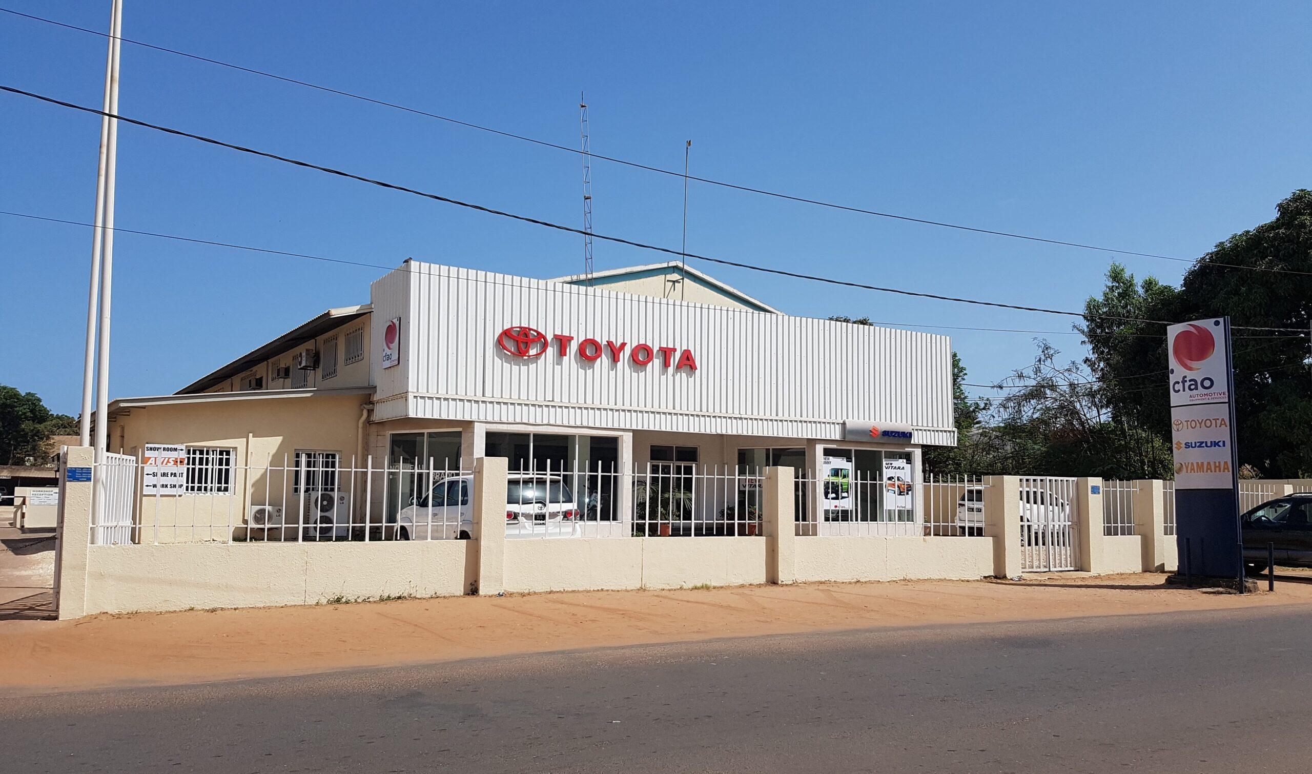CFAO Motors Gambia