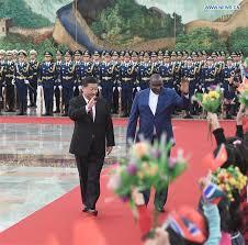 China Embassy Gambia