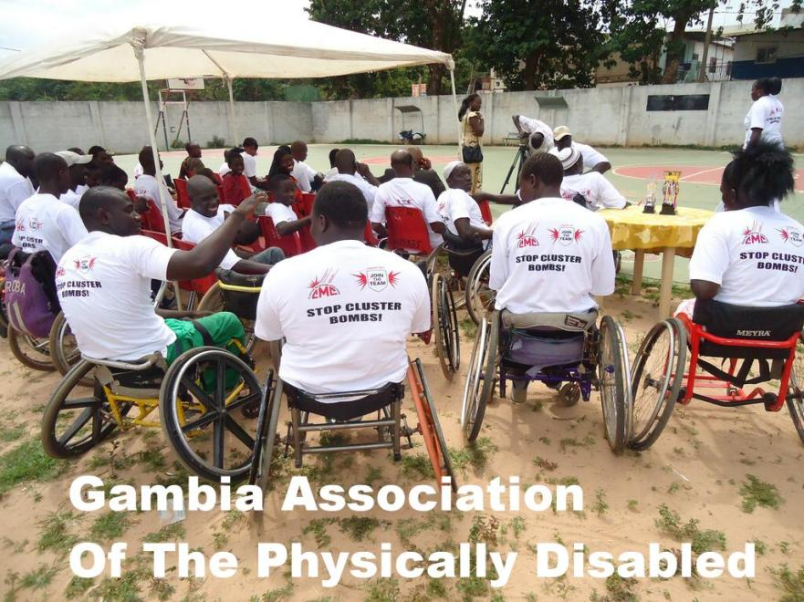 The Gambia National Paralympic Committee