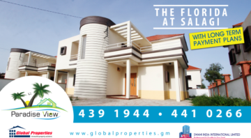 Global Properties Gambia Ltd