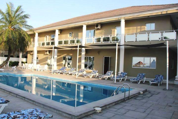 Ocean Villa Heights Hotel
