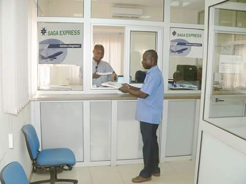 Saga Express