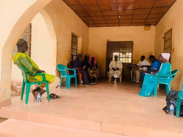 Gambia Center For Victims Of Human Rights Violations