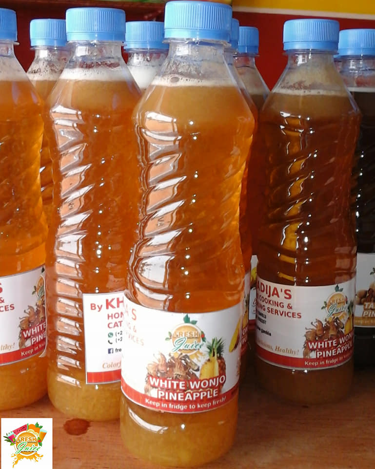 Fresh Juice Gambia