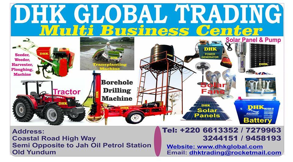 DHK Global Trading