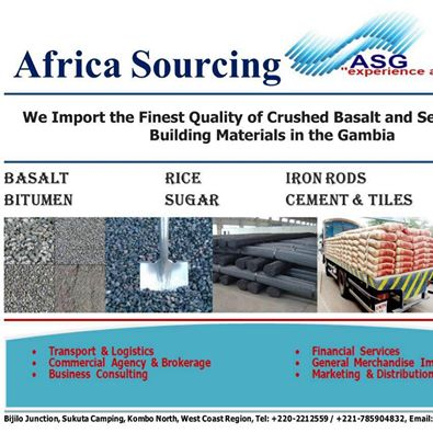 Africa Sourcing
