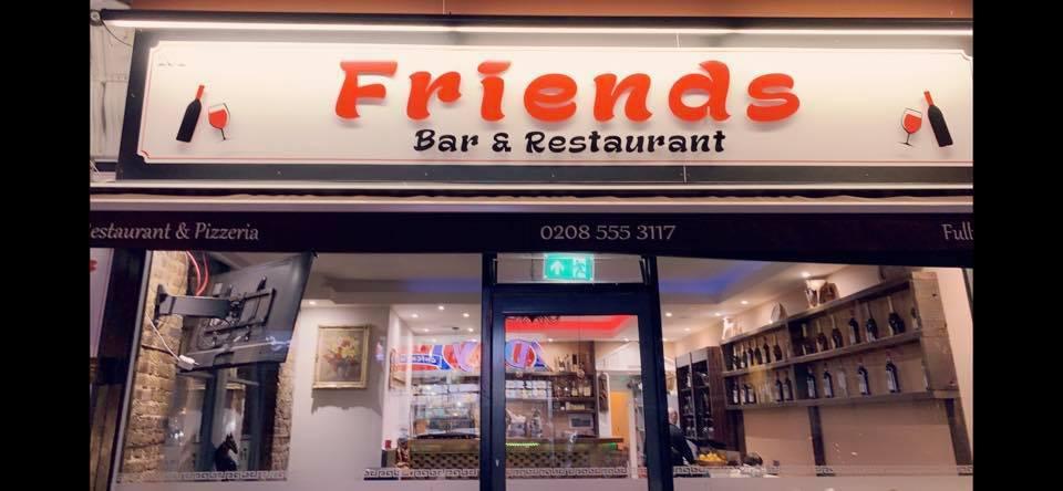Friends Bar and Restaurant
