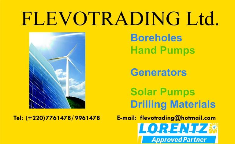 Flevo Trading Gambia Ltd