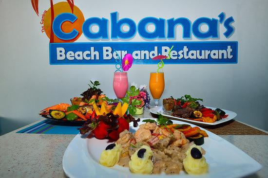 Cabana's Beach Bar and Restaurant