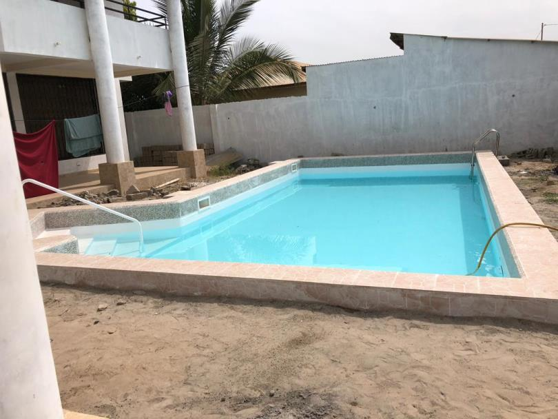 D Ocean Pool