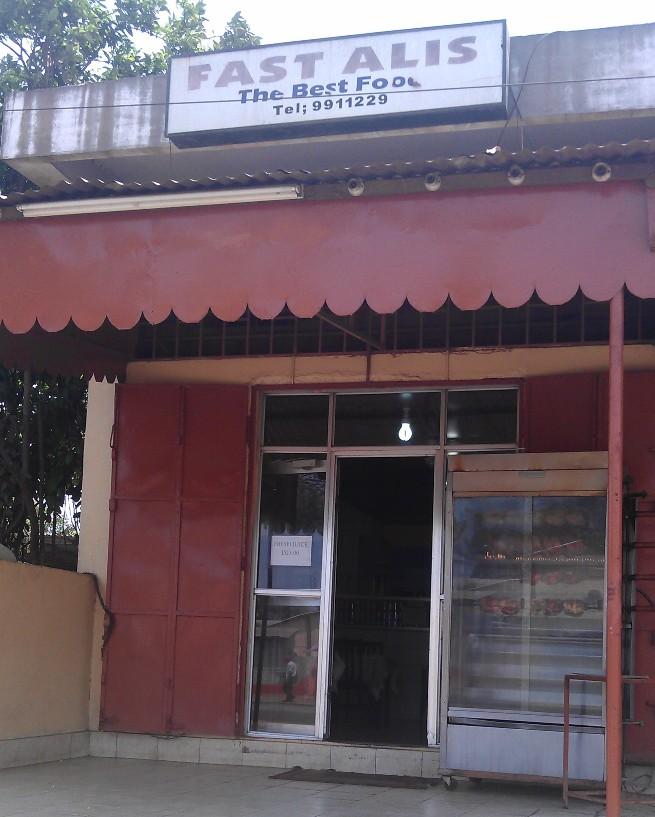 Fast Ali's Restaurant