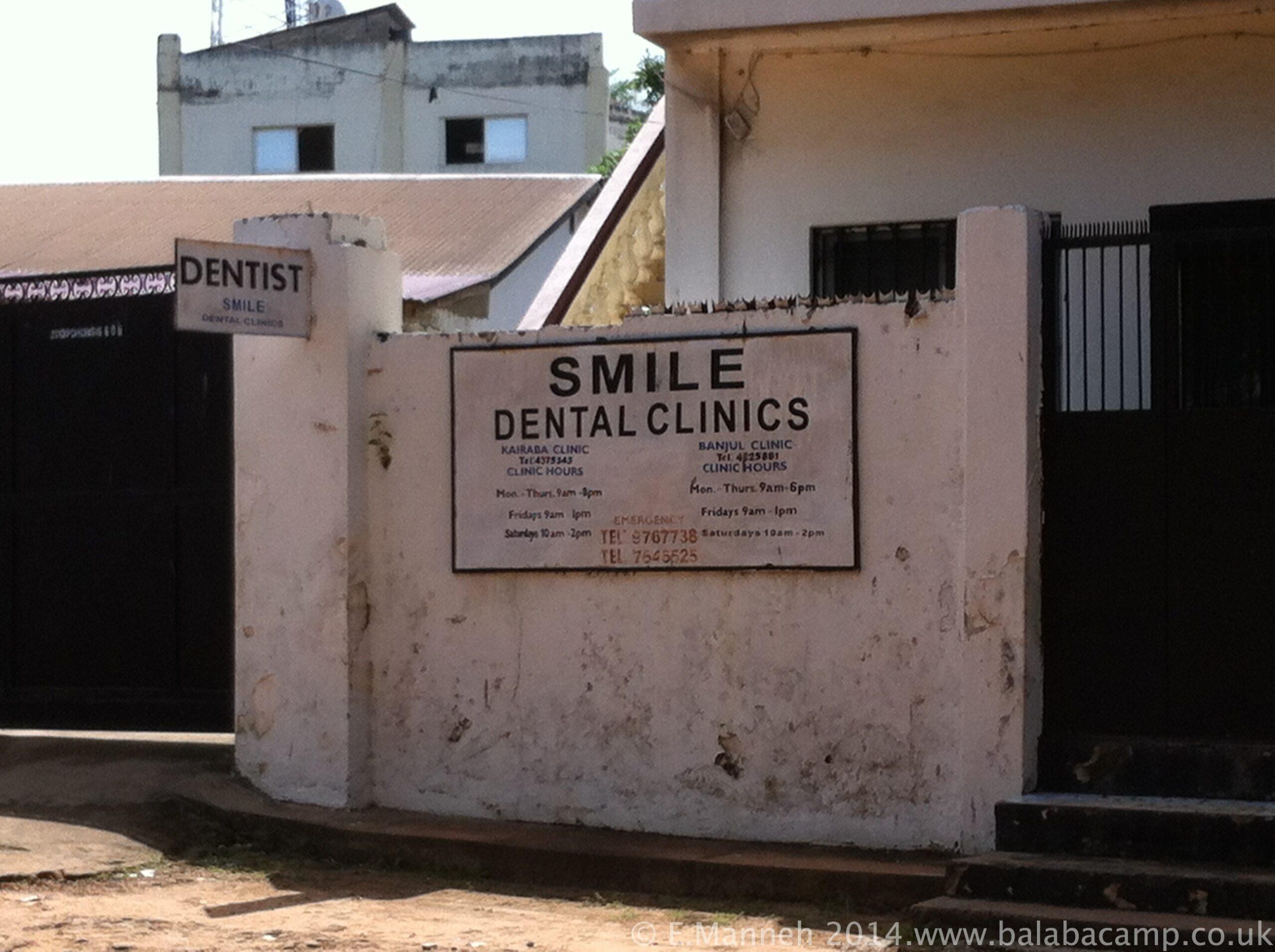 Smile Dental Clinics Gambia Ltd
