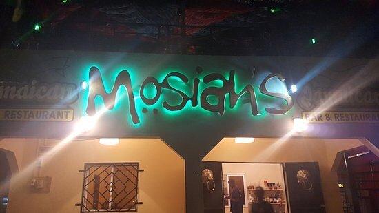 Mosiah's Bar and Restaurant