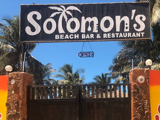 Solomon's Beach Bar and Restaurant: Everything you should know