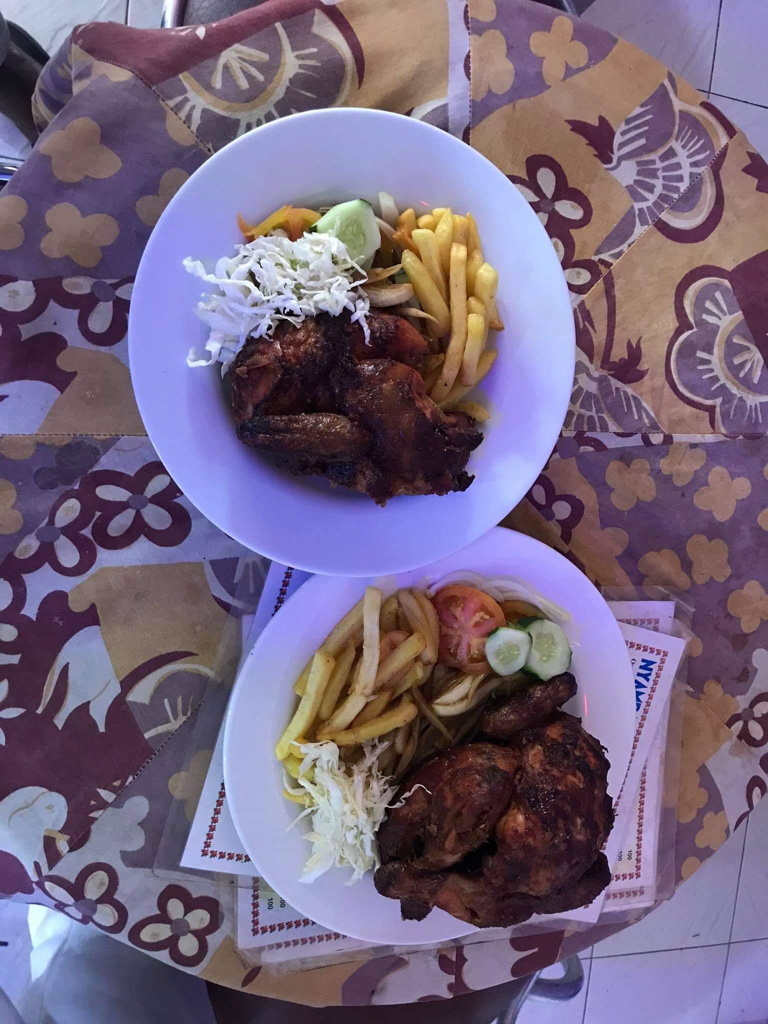 Nyambai Central Fast Food