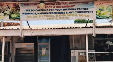 Nyambai Central Fast Food