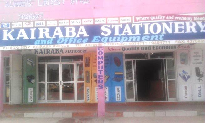 Kairaba Stationery and Office Equipment Gambia