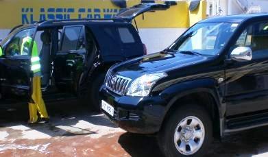 Klassic Car Wash Gambia Limited