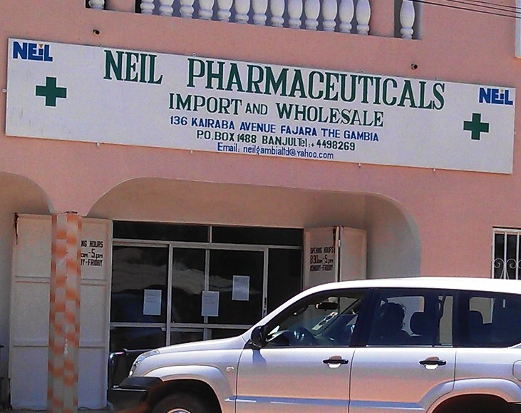 Neil Pharmaceuticals Gambia Company