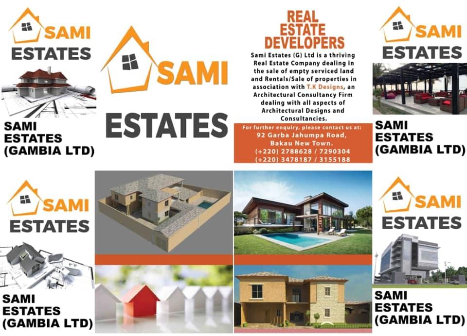 Sami Estate Gambia Limited
