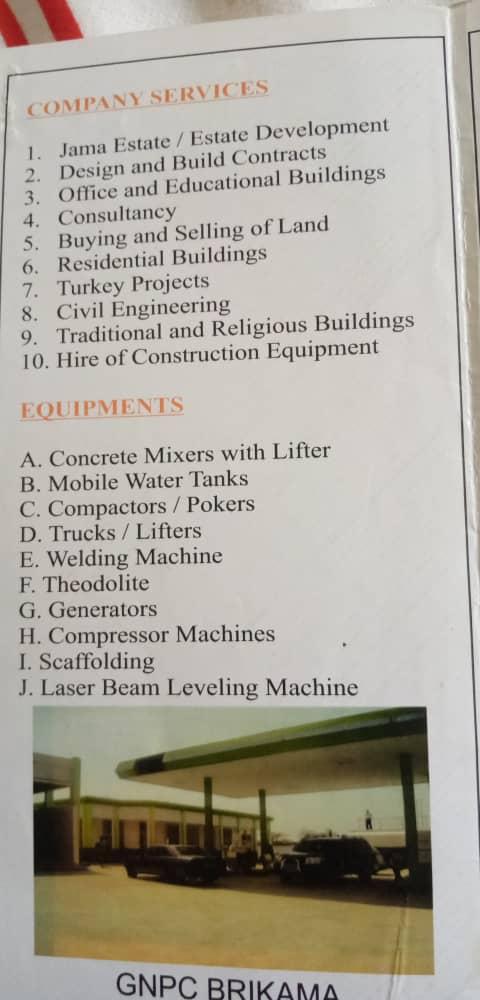 Jama Construction Enterprise