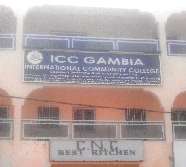 International Community College