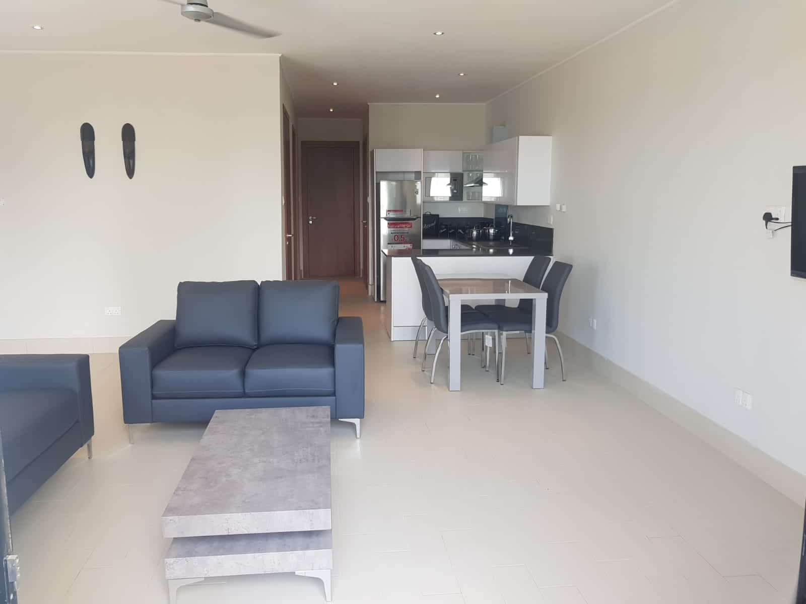 Relax waterfront Serviced Apartment