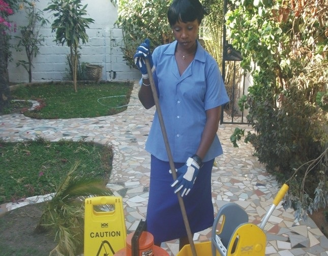 Atlantic Cleaning and Gardening Services