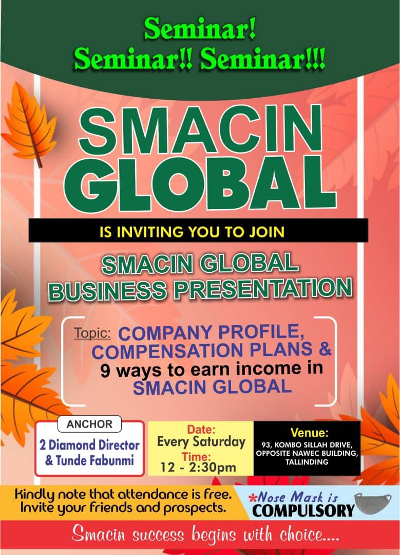 Smacin Global Gambia