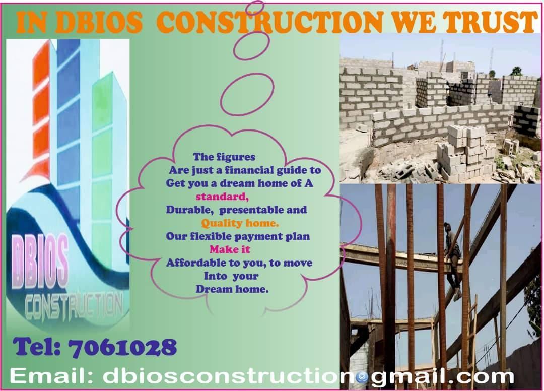 Dbios Construction Company Ltd