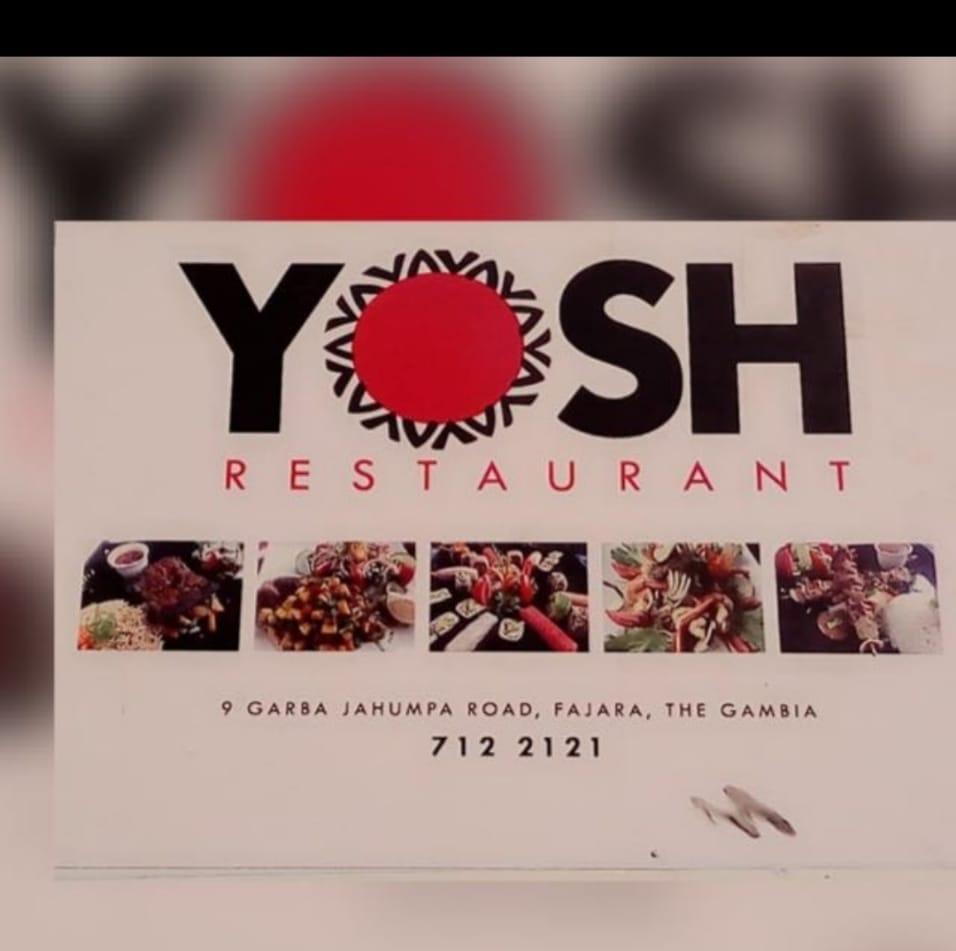YOSH Cocktail Bar and Restaurant