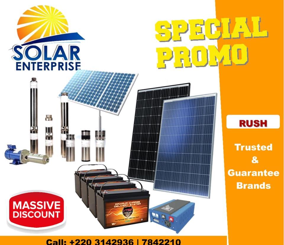 Solar Enterprise