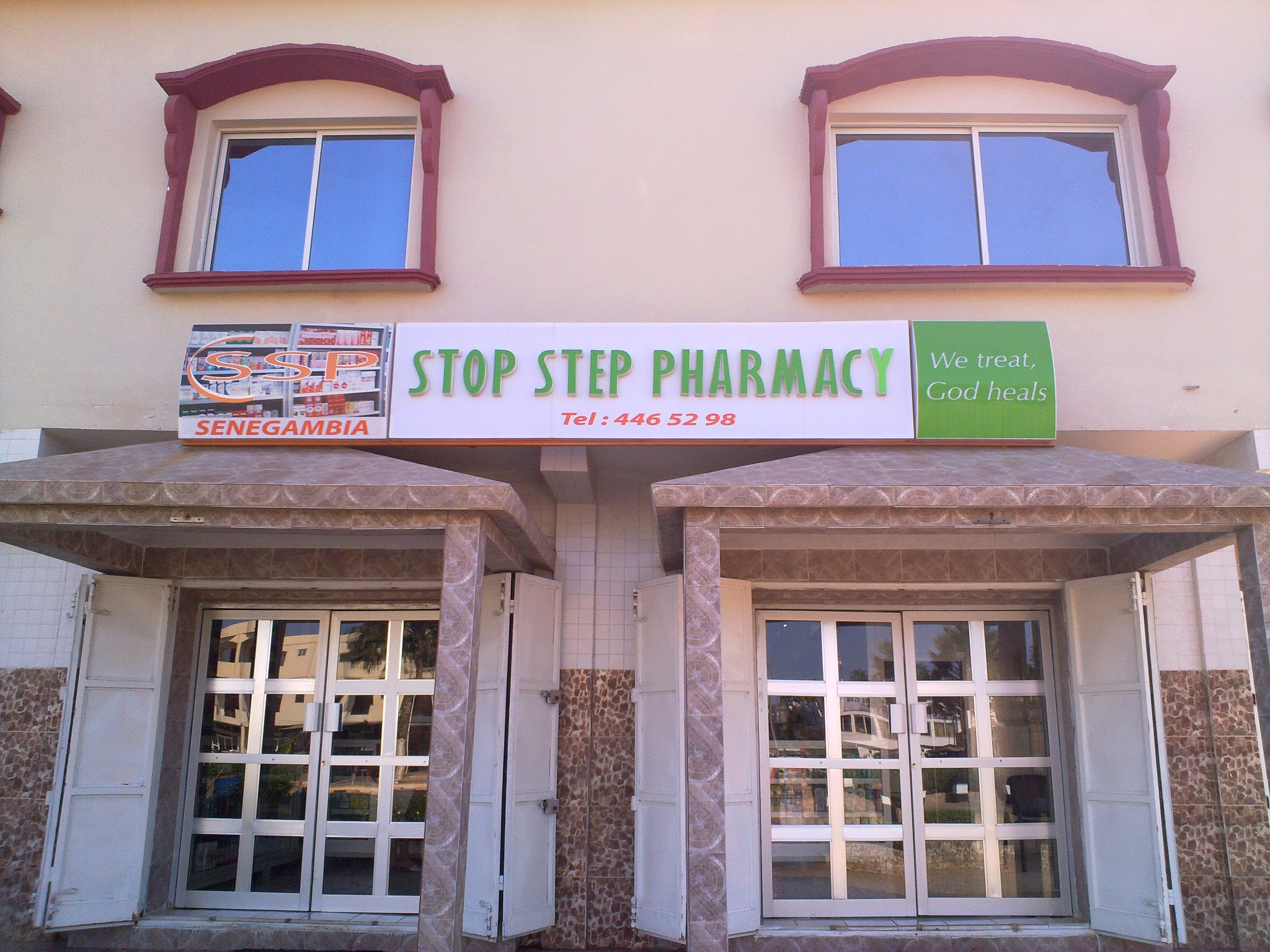 Stop Step Pharmacy and Trading