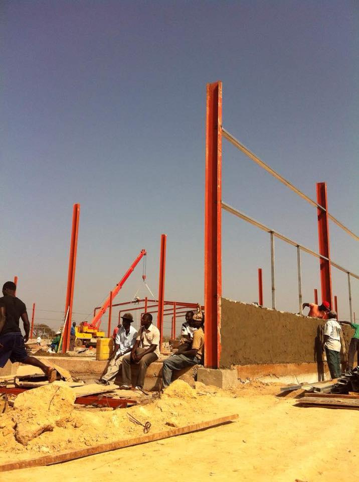 Masita Enterprise Construction Gambia Limited