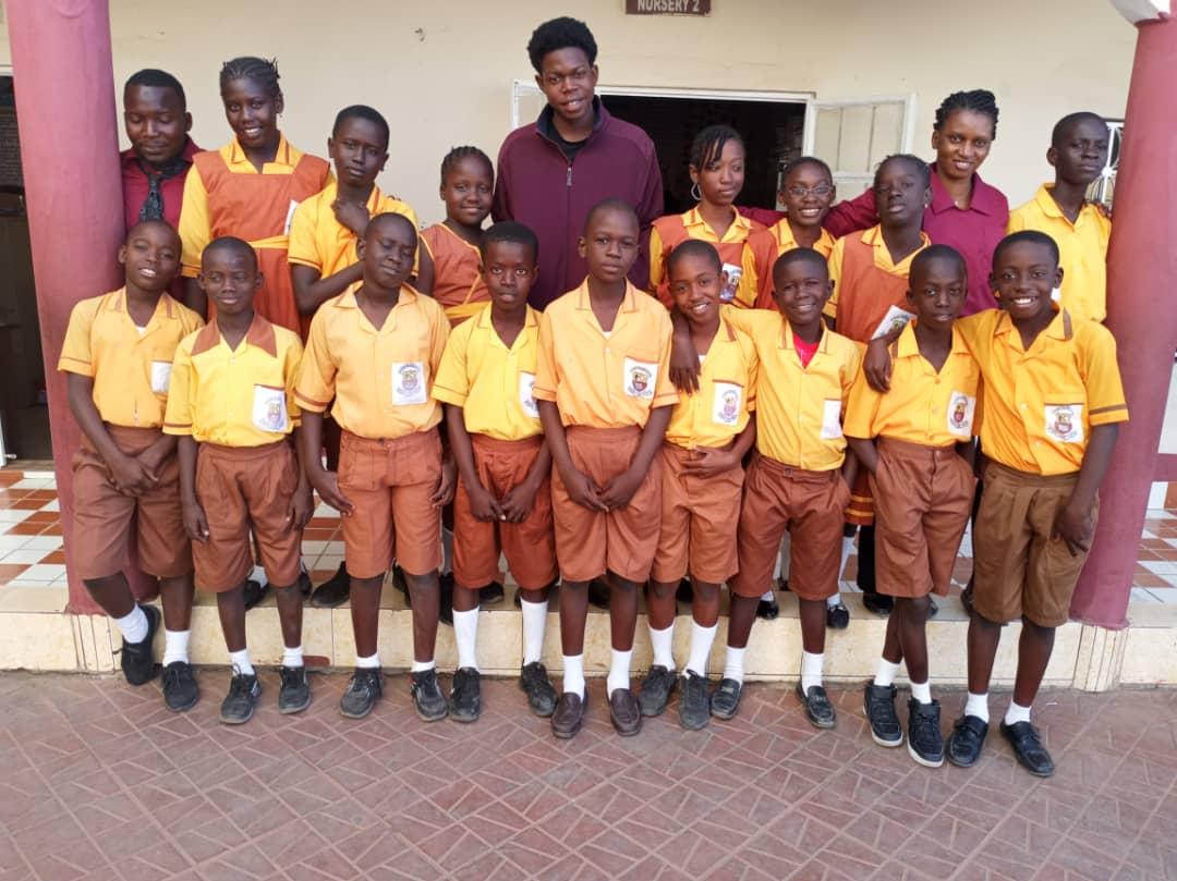 African Children School